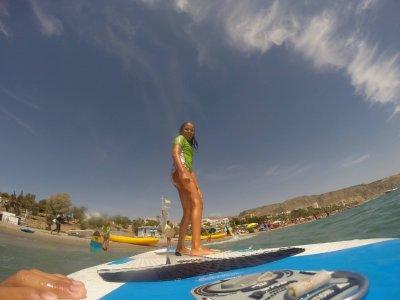 Intro SUPboard Course, Roquetas de Mar, 2 hrs