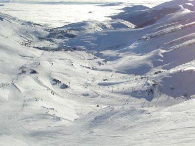 Ski pass 4 days adults Alto Campo