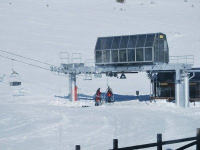 Children ski pass in Alto Campoo for 4 days