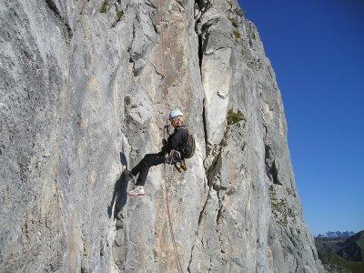 Abseiling session Sierra de Aracena 2 hours