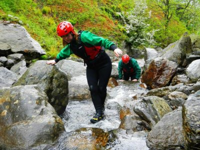 Adventure North West Canyoning