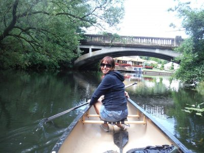 Single Person Kayak Hire Essex Weekends