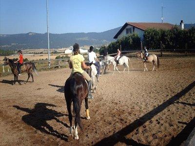 Hípica Agurain Campamentos Hípicos
