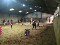 Fun activities in The Horse Activity Centre