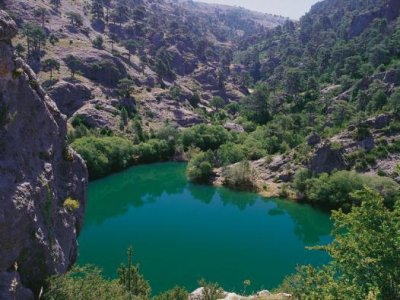 Tour 4x4 Source of the River Borbosa and its lakes