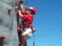Kiddie climber