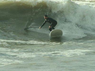 La Furgoneta Paddle Surf