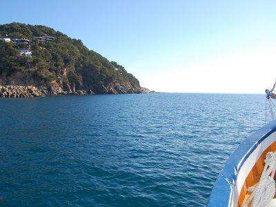 Garoinada, sailboat ride and urchin tasting
