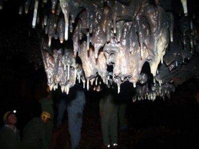 Caving for kids Cueva de la Micaela, 4 hours