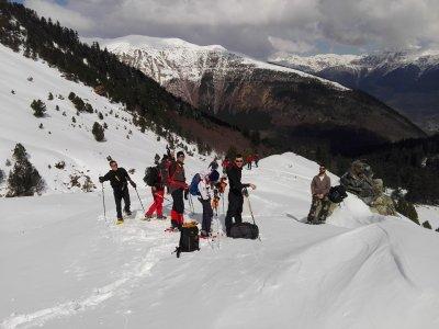 Guies Vall Fosca Raquetas de Nieve