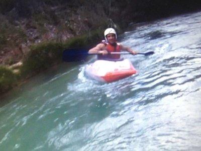 Canoeing + picnic in Alto Tajo, Intermediate Level