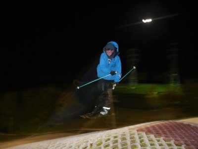 Suffolk Ski Centre Skiing