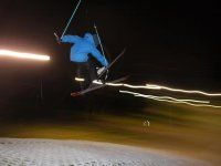 Freestyle in Suffolk Ski Centre
