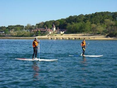 Stand Up Santander Paddle Surf