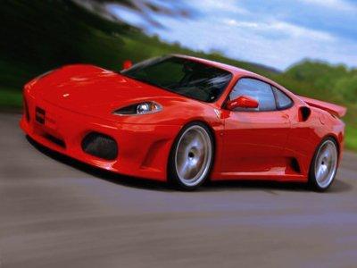 Drive a Ferrari F430 F1 - 11km (6,8 m)