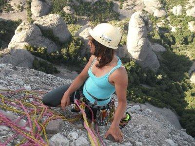 4 days climbing introduction