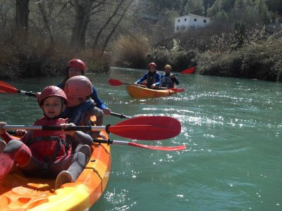 Activity + Gift + Accommodation, Júcar Valley