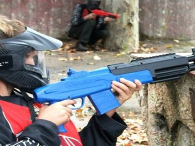 Paintball for children aged 6-12, Córdoba