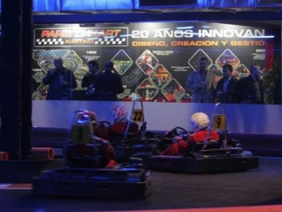 Karting Session 10 min - Indoor Circuit
