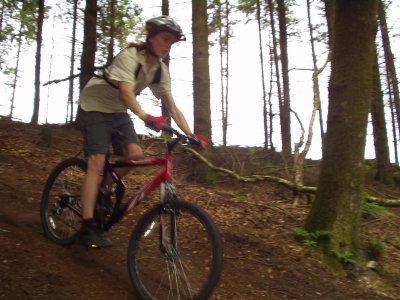 Midwood Farm Adventures Mountain Biking