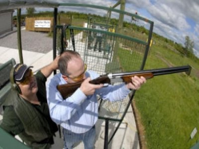 Foymore Lodge Country Pursuits Clay Pigeon Shooting