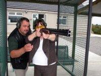 Shooter Recieving Instruction