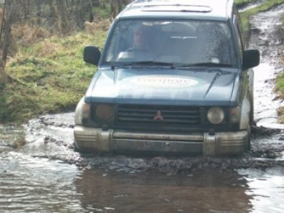 Foymore Lodge Country Pursuits 4x4 Routes