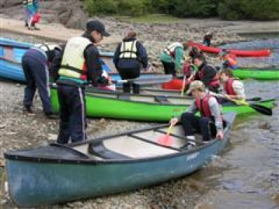 Chase Training Solutions Canoeing