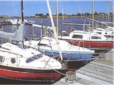 Kinnego Marina Sailing