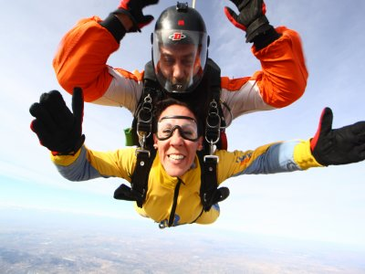 Skydive Madrid
