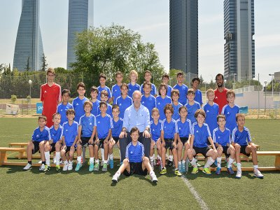 Vicente del Bosque's Football Camp, 1 Week, Madrid