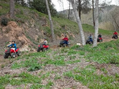 ATV + canoeing tours in Cofrentes