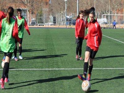Campus de Fútbol Femenino Sonia Bermúdez