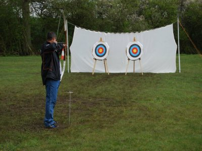 Sole use Archery Session for 2 hours