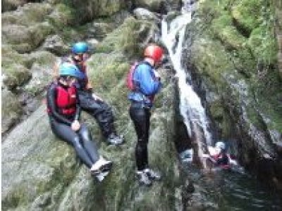 North Wales Active Canyoning