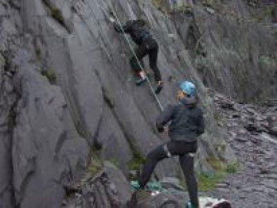 North Wales Active Climbing