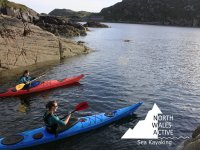 Sea Kayaking the Anglesey Coast