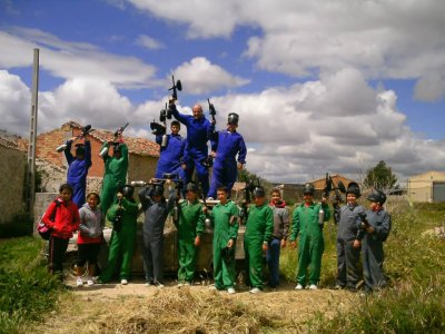 8-day Multi-adventure camps, Albacete