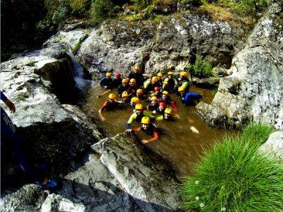 End-of-course trip, 3 days, Aracena