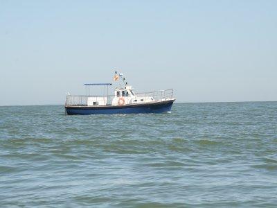 Boat trip in Chipiona coast, 2 hours