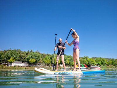Live Water Paddle Surf
