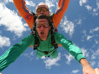 Father´s Day Offer: Skydiving + DVD HD, Ontur