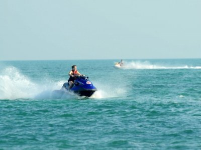Plymouth jet ski training
