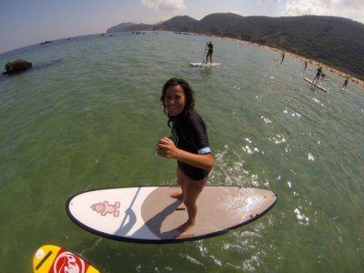 Paddle surfing+lodging+breaksfast+spa in Noja