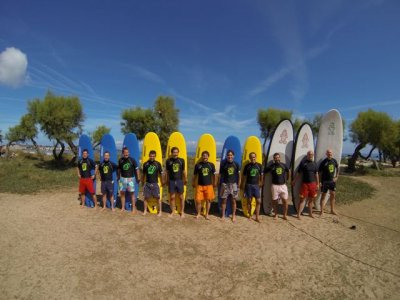 Weekend Surf Course, 4 hours in Noja