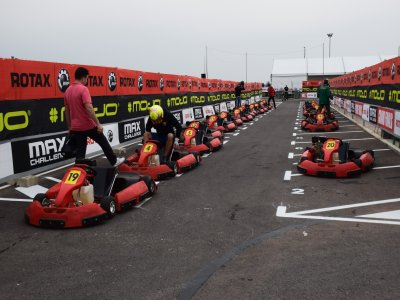 Kartodromo Internacional Lucas Guerrero Cursos de Conducción