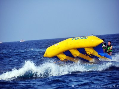 FlyFish Adventure in Pineda de Mar - 15'