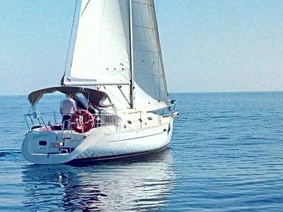 Sailboat trip Garrucha-Mojácar Coast, 2 Hours