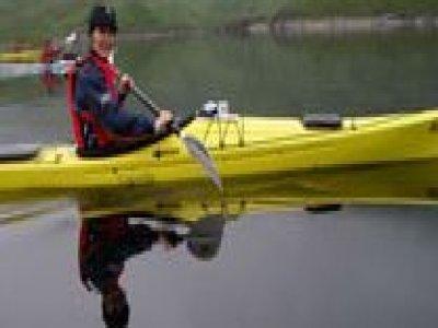 Ancrum Outdoor Activity Centre Kayaking