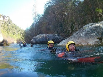 Endless Adventure North East  Canyoning